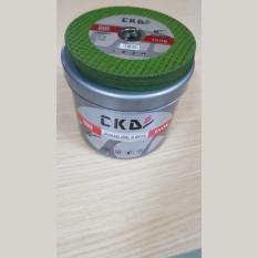 Hộp đá cắt inox CKD 50 lưỡi- lưỡi cắt inox