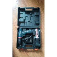 Hình ảnh Hộp đựng máy khoan máy vặn vít 25V Lomvum ( Đen)