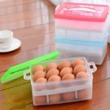 Mua Hộp Đựng Trứng 2 Tầng Để Tủ Lạnh Trực Tuyến Rẻ