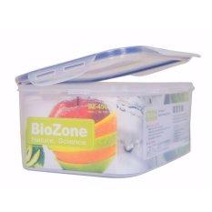 Bán Hộp Nhựa Đựng Thực Phẩm Biozone 4500Ml None Rẻ