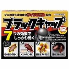 Giá Bán Hộp Thuốc Diệt Gian Nhật Bản 12 Vien Đen Nhật Bản Tốt Nhất