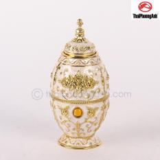 Hũ Đựng Tăm Hợp Kim Royal Houseware 7601C 153 Vietnam Chiết Khấu 50