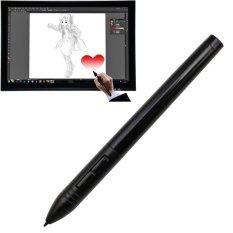 Mua Huion P80 USB Không Dây Kỹ Thuật Số Bút Stylus Sạc Chuột Bộ Số Hóa Bút cho Đồ Họa Máy Tính Bảng (Màu Đen)-quốc tế