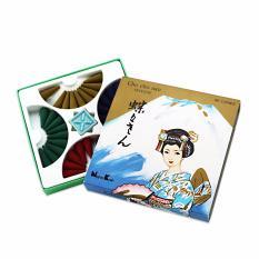 Hình ảnh Hương thơm Nhật Bản- 4 kinds incense corns Cho cho san- Nippon Kodo