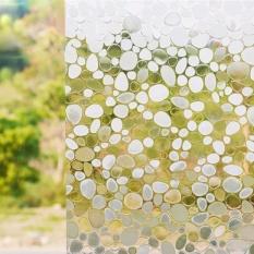 Hình ảnh Tĩnh lạc Chống Nước Phòng Ngủ Phòng Tắm Kính Cửa Sổ Cửa Phim Dán PVC Mờ 45x100 cm