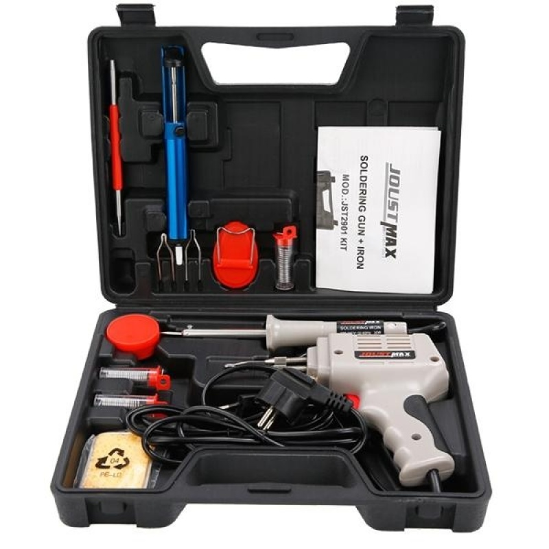 Joust Max 220V 100W Household Mini Torch Fast Soldering Iron Set Fast Welding Torch Set - intl