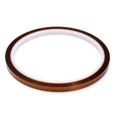 Hình ảnh KAPTON TAPE High Temperature Polyimide Film Heat Resistant Tape 5 Size 5mm - intl