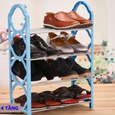 Kệ để giày dép 4 tầng tiện dụng siêu bền