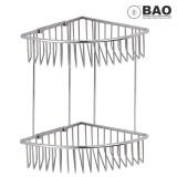 Giá Bán Kệ Goc 2 Tầng Dung Trong Phong Tắm Bao Bn520 Inox 304 Nguyên