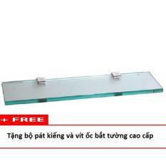 Mua Kệ Gương Phong Tắm Inox 304 500 X 120 X 10Mm Cao Cấp Kinh Cường Lực Tp01 Huy Tưởng Trực Tuyến Hồ Chí Minh