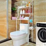 Cửa Hàng Kệ Toilet Để Đồ Nha Tắm 3 Tầng Thong Minh Sieu Tiện Dụng Mau Trắng Sứ Oem Trong Vietnam