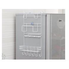 Kệ Treo Tủ Lạnh Đa Năng Tiết Kiệm Diện Tich Rẻ