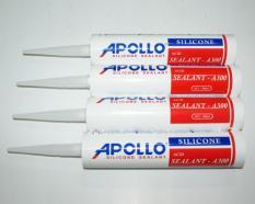 Hình ảnh Keo Silicon Apollo A300 Trong