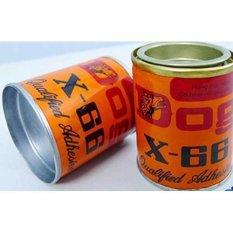 Hình ảnh Keo con chó X-66 100ml