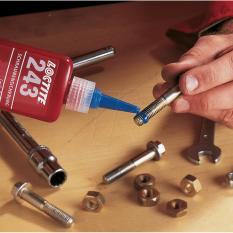 Keo khóa ren Loctite 243 bulông, ốc vít - chai 50ml