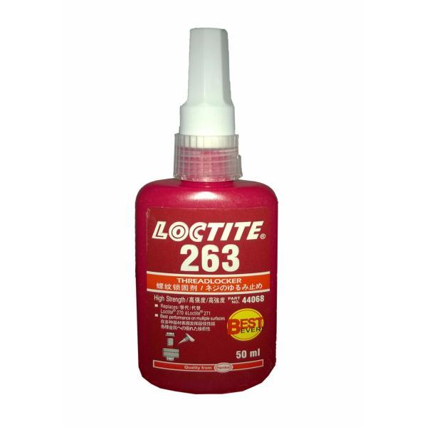 Keo khóa ren Loctite 263 cho bulông, ốc vít - chai 50ml