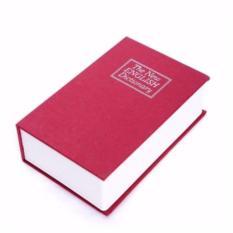 Két sắt mini giả sách GD058R (Đỏ) 1