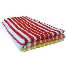 Ôn Tập Trên Khăn Đi Biển Beach Towels Athena 76X152Cm