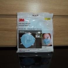 Khẩu trang chống bụi 3M 9033 (10 cái)