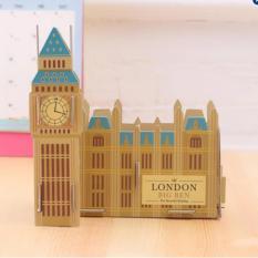 Mua Khay đựng bút chia ô hình Nhà thờ London