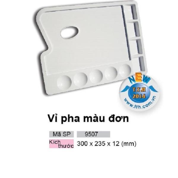 Mua Khay (vỉ) pha màu đơn, nhựa
