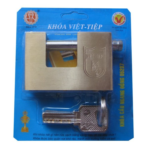 Khóa cầu ngang Việt Tiệp 05207