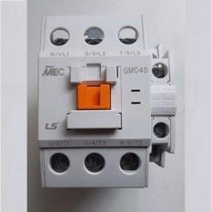 Hình ảnh Khởi động từ GMC 40A - Coil điều khiển: 220 VAC