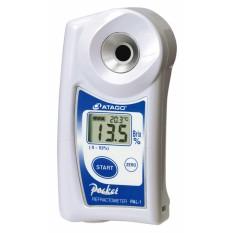 Khúc xạ kế ATAGO đo độ đường (brix) PAL-1