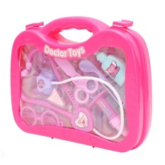 Kids Baby Doctors Medical Playing Carry Case Set Education Kit Role Play Toys - intl giá rẻ