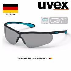 Kính bảo hộ Uvex 9193-227 màu đen