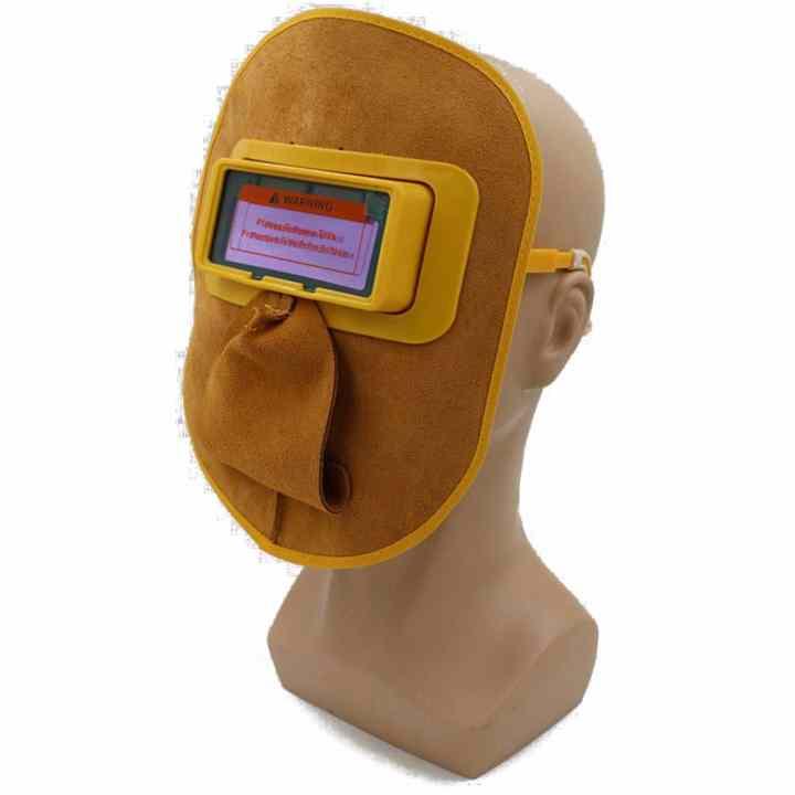 Kính hàn điện tử tự động cảm biến ánh sáng KH03 + Tặng kính bảo hộ và dây đeo