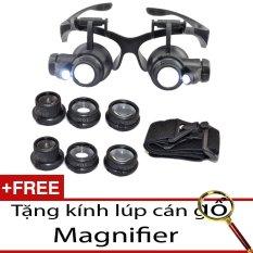 Bán Kinh Lup Sửa Chữa Kinh Zoom 10X 15X 20X 25X Xem Vật 5Mm Đến 1 5Mm Tặng 1 Kinh Lup Magnifier Trực Tuyến Trong Hồ Chí Minh
