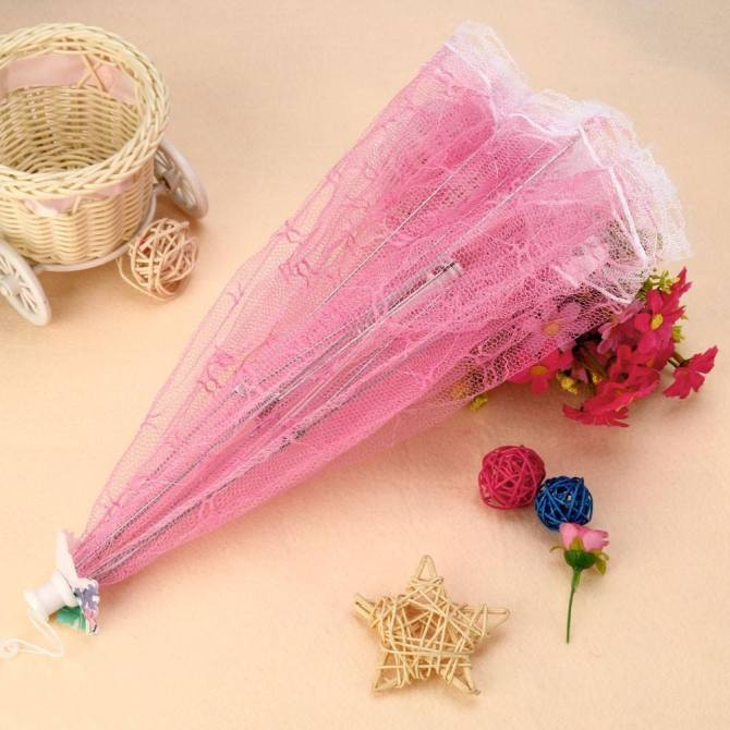 ... Kitchen Food Umbrella Cover Picnic Barbecue Party Fly Mosquito Mesh Skip to the end of the