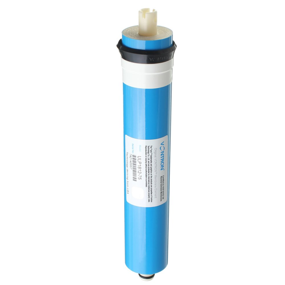 Kitchen Reverse Osmosis Membrane Purify Ro Filtration Water Filter 75 Gpd