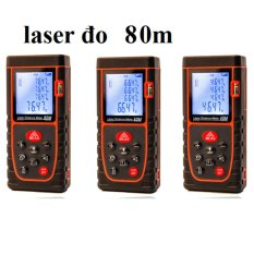 Laser đo khoảng cách cầm tay 80m
