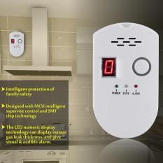 MÀN HÌNH LCD LPG LNG Than Đá Tự Nhiên Rò Rỉ Khí Gas An Ninh Cảm Biến Báo Động Cảnh Báo Báo (US)-quốc tế