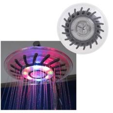 Hình ảnh Vòi Sen ĐÈN LED Đầu Tưới Phòng Tắm Lãng Mạn Ngộ Nghĩnh 4 Phối màu-quốc tế