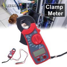 Đồng hồ điện tử đo Volt, Ampe - Đồng hồ đo điện vạn năng Leegoal MT87 (Đỏ)