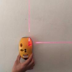 Hình ảnh Li vô thước đo góc vuông laser chuyên nghiệp dễ dàng sử dụng, Bảo hành 3 tháng