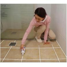 Hình ảnh Lọ sơn nền viền gạch giúp làm sạch nền nhà tiện dụng