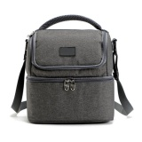 Giá Bán Lunch Box Bag Tote Hot Cold Insulated Thermal Cooler Travel Work Sch**l Picnic Trong Trung Quốc