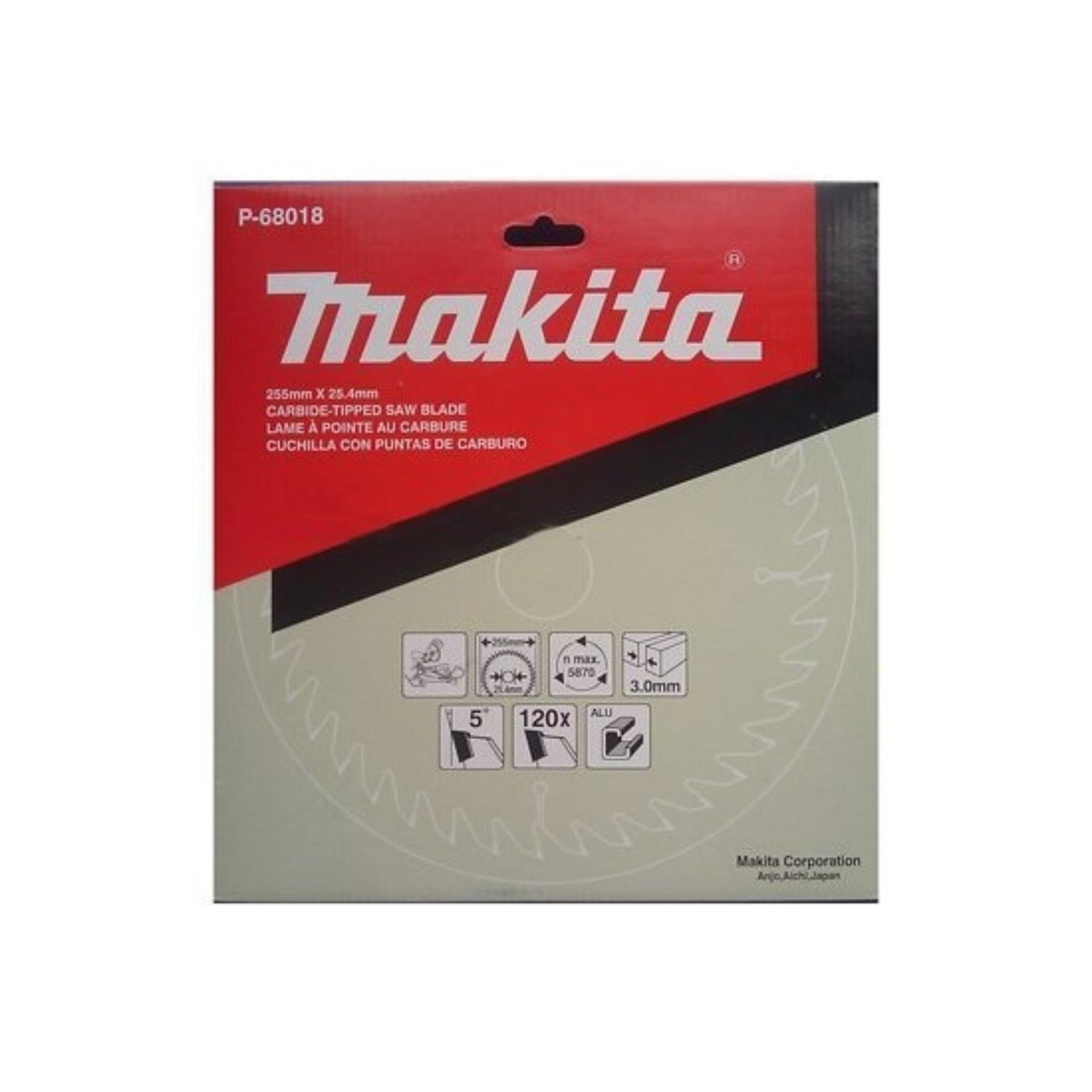 Lưỡi Cắt Nhôm 120T Makita P-68018