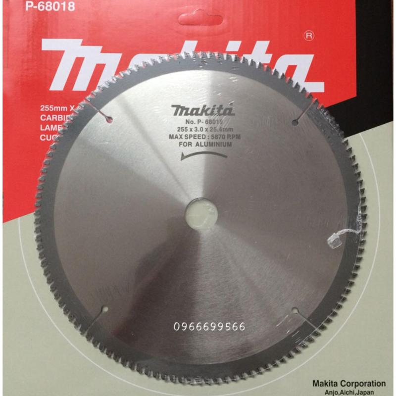 Lưỡi cắt nhôm Makita P-68018 255 x 25.4 x 120T