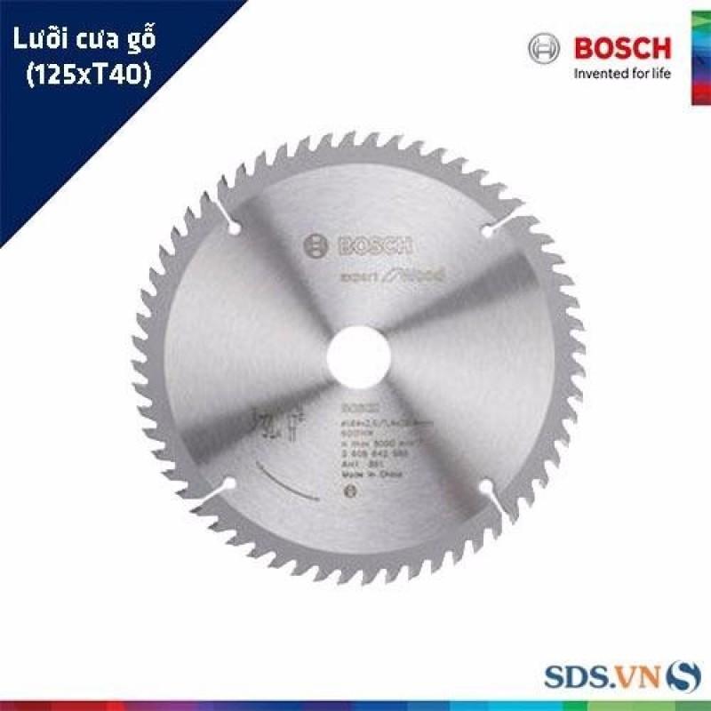 Lưỡi cưa gỗ Bosch 125xT40- 2608644191