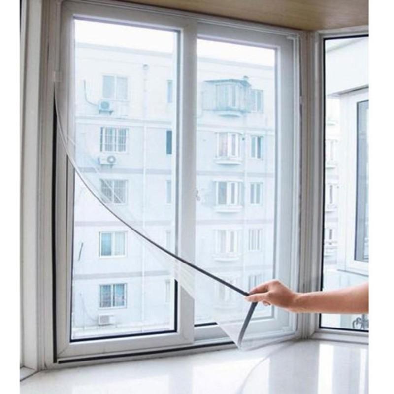 Lưới dán cửa sổ chống muỗi 130x150cm