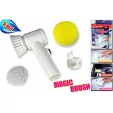Hình ảnh Magic Brush - Máy đánh vết bẩn 5 trong 1 (V)
