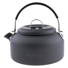 Giá Bán Magideal 8L Portable Ultra Light Camping Water Teapot Kettle Anodised Aluminum Intl Mới