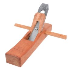 Mahogany Hand Planer Carpenter Woodworking Planing Tool(280mm) - intl