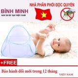 Giá Bán Man Chụp Tự Bung Binh Minh Loại 1 Cửa 1M6 X 2M Hang Việt Nam Sản Xuất Oem