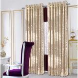 Giá Bán Man Cửa Đơn Khoen Miss Curtain 135X220Cm 521 Coffee Nguyên